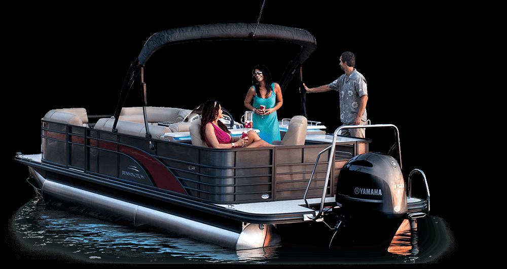 Pontoon Boat Rentals Muskoka